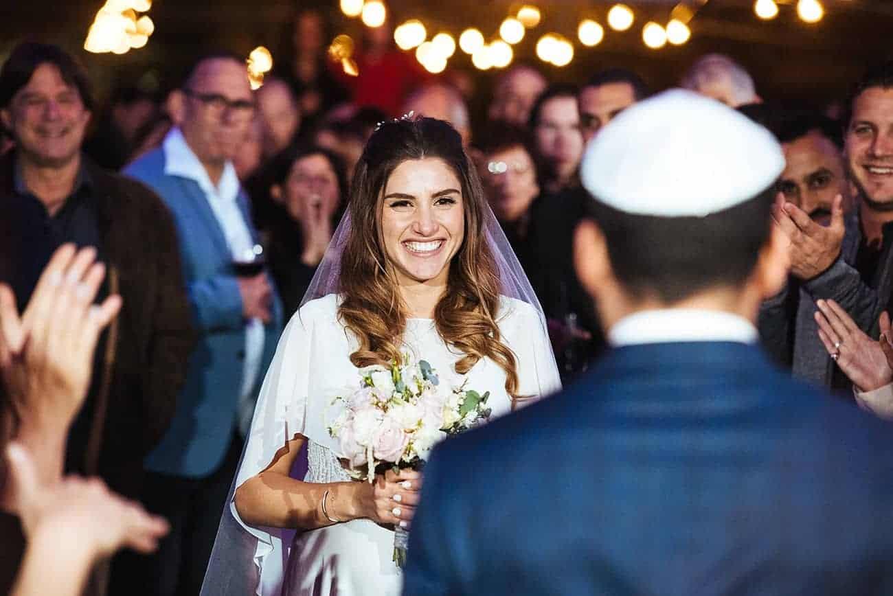 מגנטים לחתונה - צילום טקס החופה