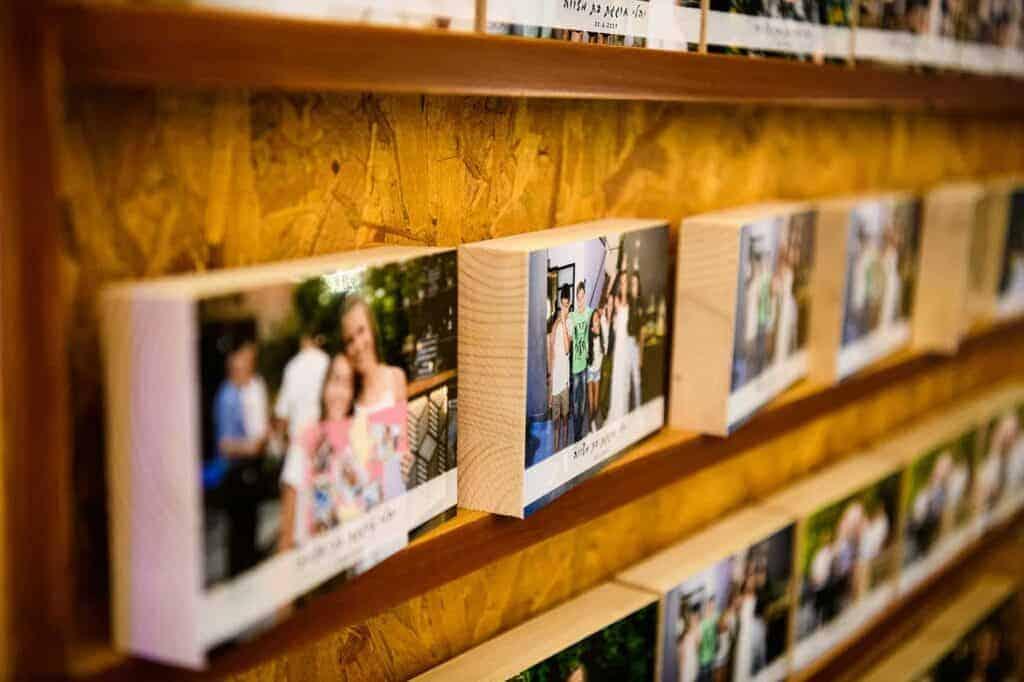 תמונות על עץ | תמונות על בלוק עץ | בלוק עץ עם תמונה